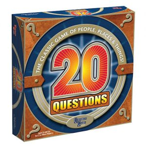 20 Questions university games