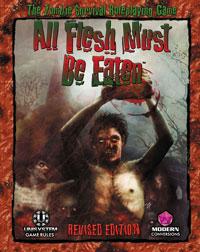 All flesh must be eaten van Eden Studios