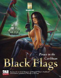 Black Flags Avalanche Press