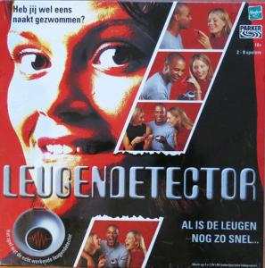 Leugendetector van Hasbro