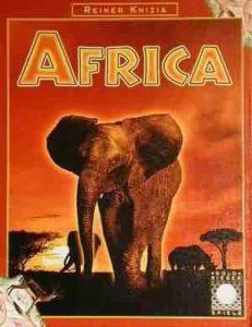 Afrika 999games bordspel