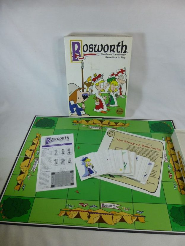 Bosworth out of the box